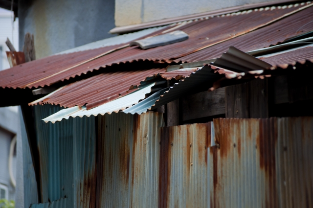 不動産と道路のお話し③~道路問題が引き起こす地域の荒廃~のイメージ