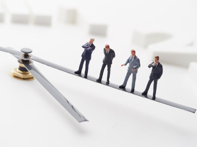 【労務便り】来年4月施行の70歳までの就業機会の確保(努力義務)についてのイメージ